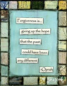 Oprah Quote Forgiveness